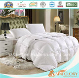 Classic Down Comforter White Goose Feather and Down Blanket