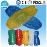 Nonwoven Sleeve Cover with Knitted Cuff, Spunlace Soft Sleeve Covers
