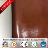 Artificial Leather for Car Seat, Wet-Process Crumpled PU Leather