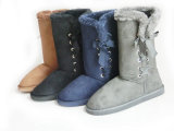 New Warm Soft MID-Calf Ankle Snow Boots for Winter Outdoor