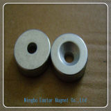 Rare Earth Neodymium NdFeB Permanent Cup Magnet (N38 SH)
