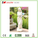 Large Polyresin Angel Statues for Lawn and Garden Decoration