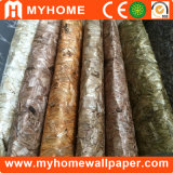 High Grade Eco-Friendly Natural Texture Wallpaper Wallcovering for Hotel Bedroom