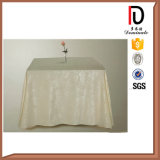 High Quality White Hotel Table Cloth (BR-TC007)
