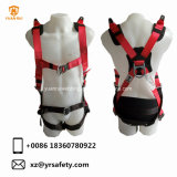 High Quality Full Body Safety Harness with Hanging D Ring