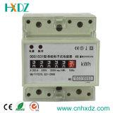 Single Phase DIN Rail Modular Energy Meter Kwh