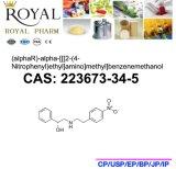 (alphaR) -Alpha-[[[2- (4-Nitrophenyl) Ethyl]Amino]Methyl]Benzenemethanol CAS: 223673-34-5