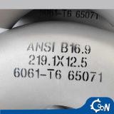 Aluminum Alloy Elbow 90 Deg, Aluminio Accesorios