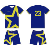 Custom Design Kids Sublimation Football Kits for Childrens