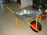 Popular Model Strong Body Wheelbarrow for EU Market