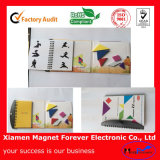 Magnetic Book Rubber Magnet Tangram Puzzle