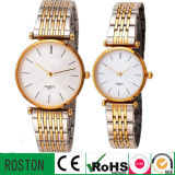 Wholesale Custom Water Resistant Fashion Couple Watch