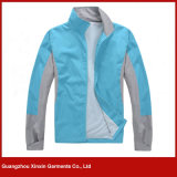 Wholesale Lightweight Printing Jacket Coat for Sports Running (J145)
