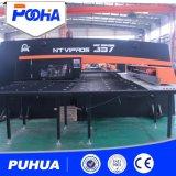 Hydraulic Sheet Metal CNC Turret Punching Machine (AMD-357)