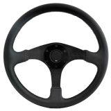 Black Sports Car Steering Wheels/ Racing Steering Wheels (HL1001709)
