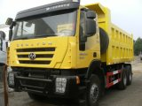 Heavy Truck Iveco-Hongyan Genlyon 6X4 380HP Tipper Truck for Sale