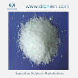 Hot Sales Magnesium Sulphate Heptahydrate 99.50% for Agriculture Fertilizer