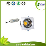 15W Square LED Downlight with CE, TUV, FCC, RoHS Approval