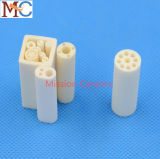 99.7% High Purity Porous Alumina Ceramic Tube
