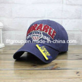 Custom High Quality Wash Water Cotton Baseball Cap