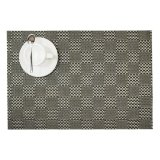 Jacquard Weave Textile Placemat for Tabletop