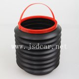 Auto Supplies Trash Can Foldable Bucket (JSD-P0154)