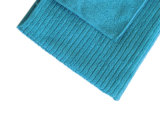 High Quality Cleaning Cloth Stripe Microfiber Cloth for Multipurpose (4014/4015)