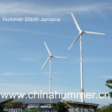 Grid Tied 20kW Wind Turbine Generator for Farm