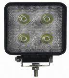 Square 40W CREE LED Work Light (GF-004ZXMLB)