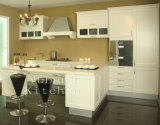 Customized Solid Wood Kitchen Furniture Kitchen Cabinet