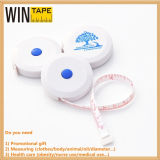 1.5m/60inch Small Custom Tailors Measuring Ruler Clothing Branded Tape Measure Sewing with Business Logo