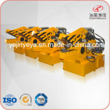 Q08-100 Automatic Waste Metal Alligator Shear (integrated)