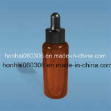 50ml Amber Essential Oil Bottle with Glass Dropper