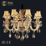 Luxury Modern Crystal Chandelier for Indoor (AQ20033-8)