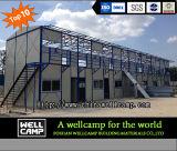 Wellcamp Two Floor Steel Prefab Building for Worker