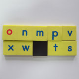 Custom 26 Letters EVA Foam Fridge Magnet / Sticker