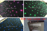 High Quality LEDs 3m*6m (customized) RGB LED Star Curtain LED Starlit Background with Good Quality