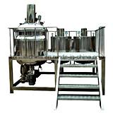 Vacuum Homogenizing Emulsifier Equipment