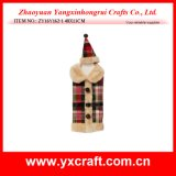 Christmas Decoration (ZY16Y162-1 40X13CM) Christmas Wine High Quality Bag Item Christmas Aprons