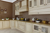 Antique White Modular Cabinet Design for Kitchen
