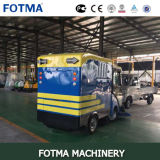 Diesel Four Wheel Automatic Street Sweeper