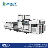 Msfm-1050e Fully Automatic Water Glue Film Laminating Machine