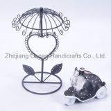 Umbrella Metal Crafts for Earrings and Bracelet (MT-122)