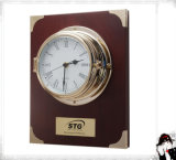 Best Quality Nautical Clock with Wooden