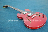 Hollow Body Pearl White Block Inlay Es 335 Electric Guitar