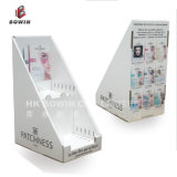 Beauty Store Display Cardboard Indoor Advertising Display Stand