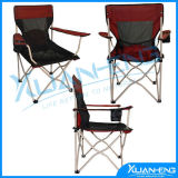 Camping Broadband Quad Chair with Mesh Back and Seat