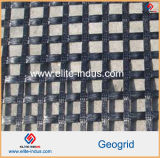 High Strength Polyester Uniaxial Geogrid