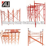 Q235 Steel Light Duty Frame Scaffold, Guangzhou Manufacturer
