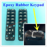 Customized Elastomeric Silicone Rubber Remote Control Keyboard Keypad